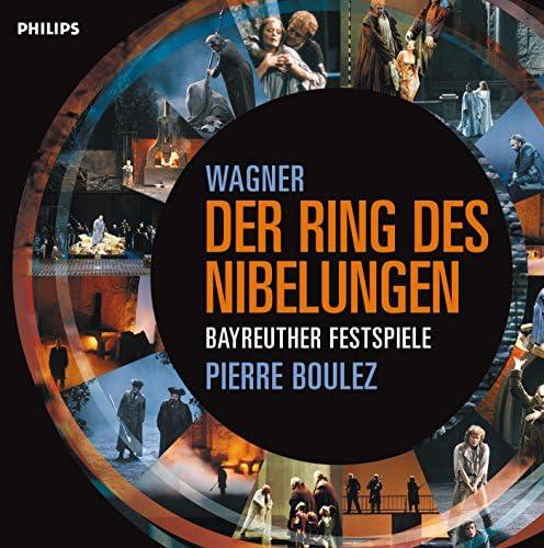 Orchester der Bayreuther Festspiele & Pierre Boulez
