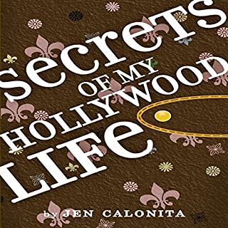 Secrets of My Hollywood Life  audiobook cover art