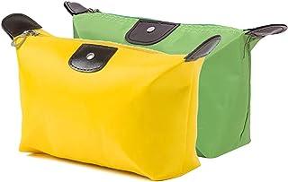 مجموعة حقائب تخزين مقتنيات العناية ومستحضرات التجميل مناسبة للسفر متعددة الاغراض من مادة الريكسين من كوبر اندستريز، قطعتين...