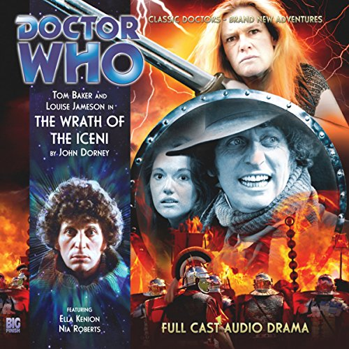 Doctor Who - The Wrath of the Iceni audiobook cover art