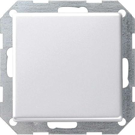 Gira Taster 0130201 Senkr Wechsler E22 Reinweiss 250 V Baumarkt