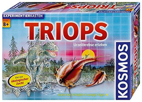 KOSMOS 633028 - Triops - Urzeitkrebse erleben