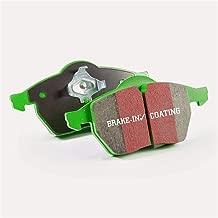 EBC Brakes DP21518 Greenstuff 2000 Series Sport Brake Pad