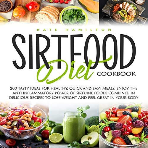 Sirtfood Diet Cookbook Titelbild