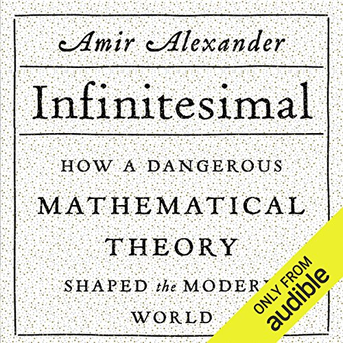 Infinitesimal audiobook cover art