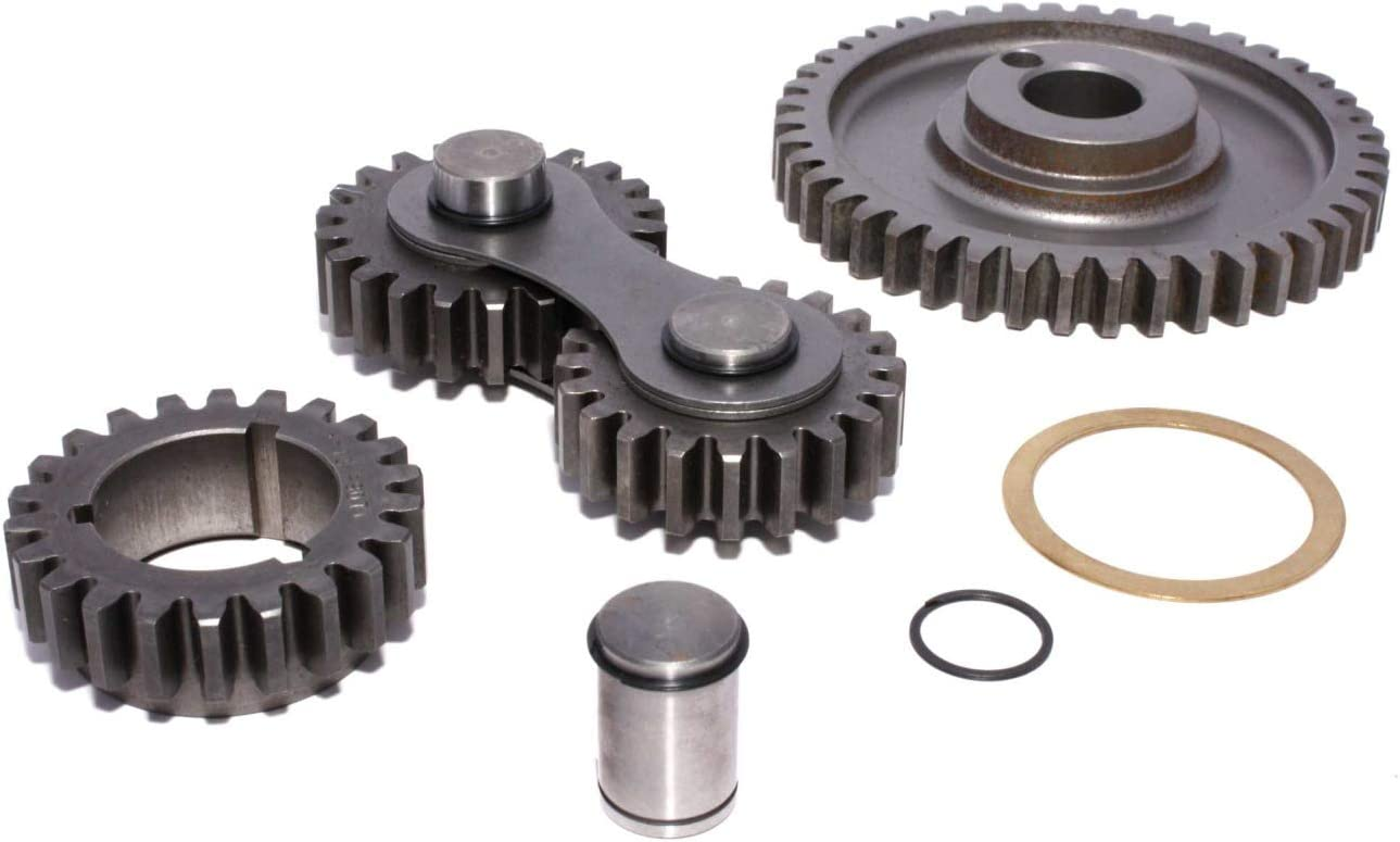 COMP Cams Free shipping New 4120 Gear Complete Free Shipping Drive Ford for System Small Block