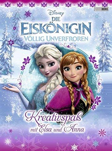 Disney Die Eiskönigin: Kreativspaß mit Elsa und Anna