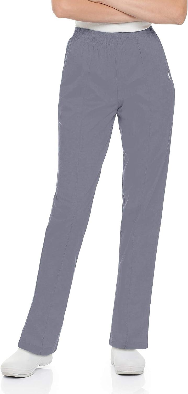 Landau Women's 2-Pocket Classic lowest Selling rankings price Relaxed Full Waist Elastic Fit