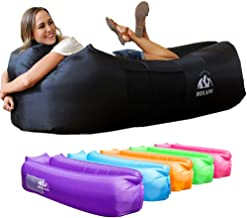 Hiking Naturehike Inflatable Lounger Best Air Lounger for Travelling Perfect Air Chair for Picnics or Festivals Camping Ideal Inflatable Couch for Pool and Beach Parties