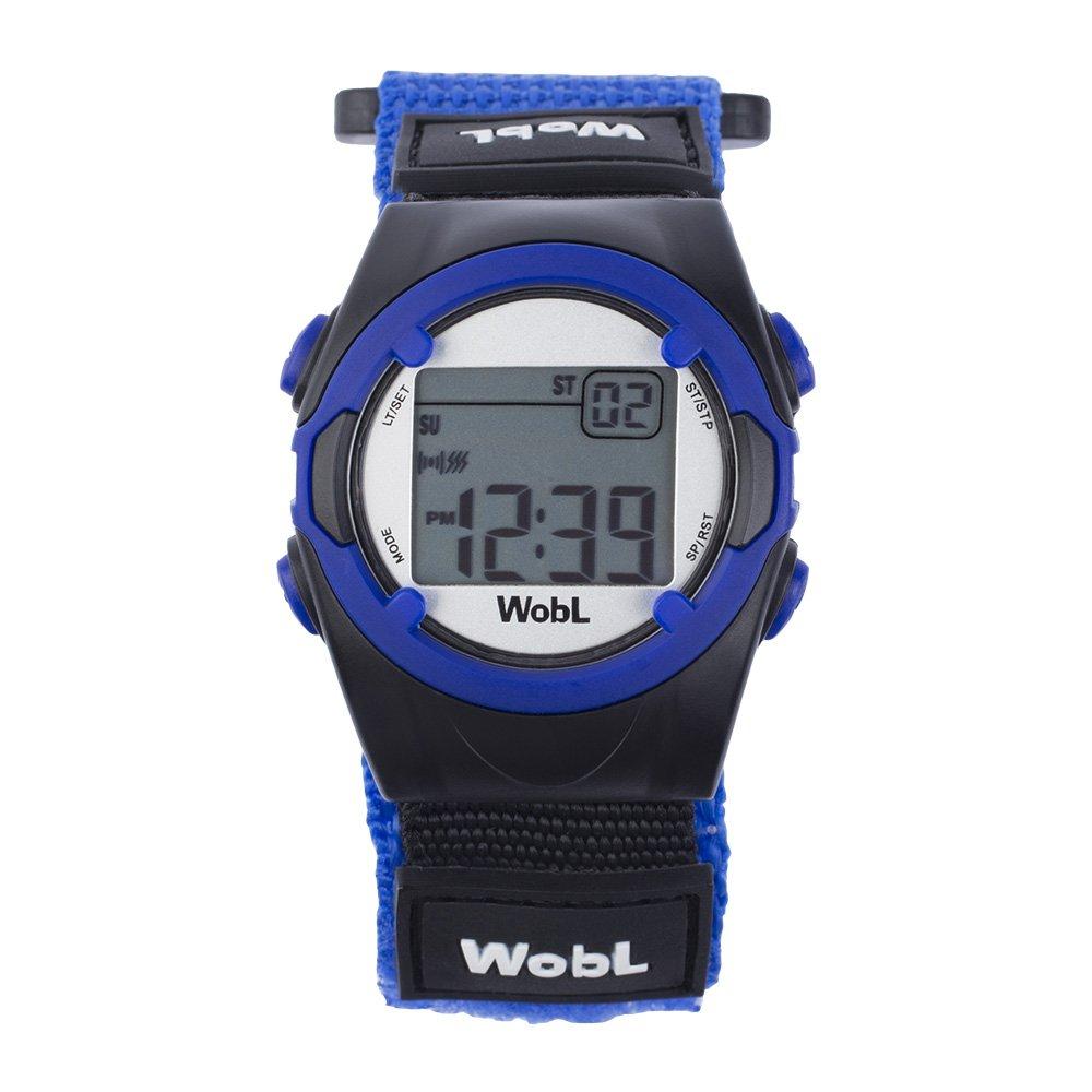 WobL Alarm Vibrating Reminder Watch
