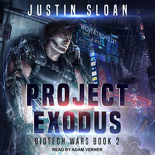 Project Exodus cover art