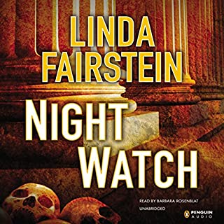 Night Watch audiobook cover art
