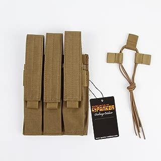 EXCELLENT ELITE SPANKER Tactical Open Top Kriss Triple Mag Pouch