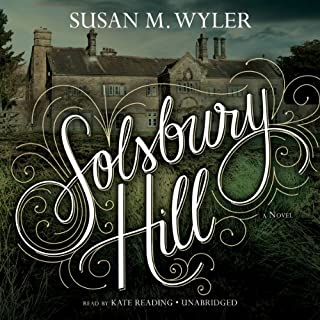 Solsbury Hill audiobook cover art
