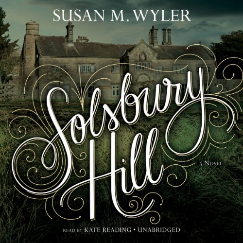 Solsbury Hill audiobook cover art