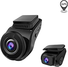 Vantrue S1 2160P Single Front, Dual 1080P Front and Rear...