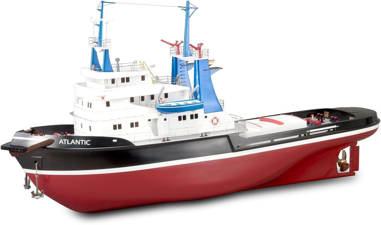 calidad fantástica ARTESANíA LATINA Maqueta de Barco Barco Barco en Madera y Plástico  Remolcador Atlantic 1 50  calidad de primera clase