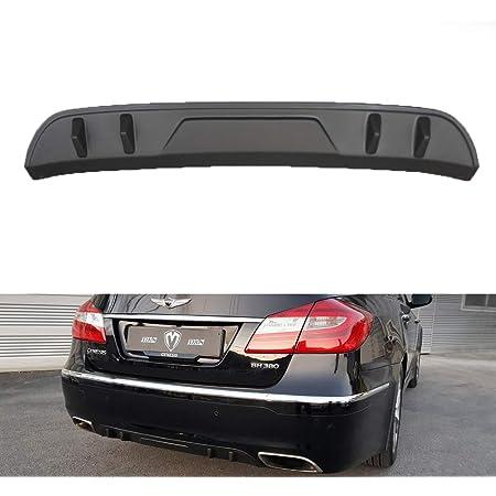 Automotiveapple DALLIZA Rear Trunk Lip Spoiler for 2015 2018 Hyundai Genesis Sedan G80 U6G - Urban Grey