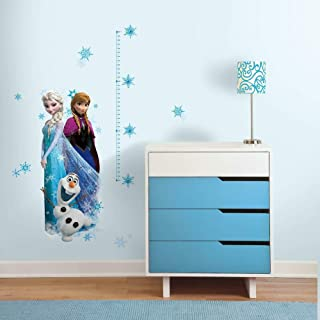 Roommates Disney Frozen Growth Chart Wall Decal, Multi-Colour, RMK2793GC