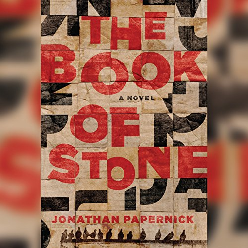 The Book of Stone audiobook cover art