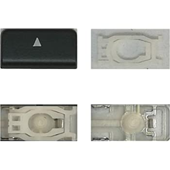 Dolphin.dyl Replacement Individual Key Cap for US MacBook Pro A1706 A1707 A1708 Key Cap with Hinge Left Command Key TM