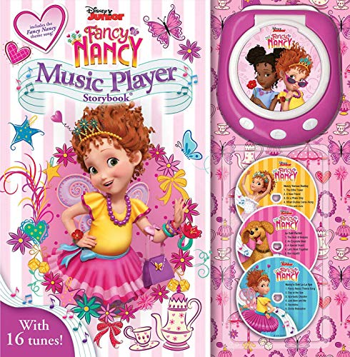 Disney Fancy Nancy Music Player Storybook Now $8.06 (Was $19.99)