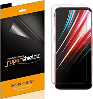 (6 Pack) Supershieldz for ZTE Nubia Red Magic 5G Screen Protector, Anti Glare and Anti Fingerprint (Matte) Shield