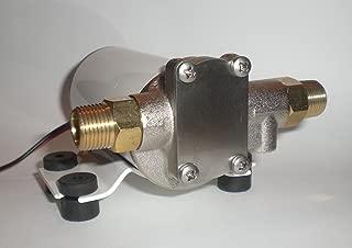 remote oil pump