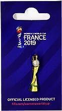 FIFA Dames World Cup Frankrijk 2019 Trofee 30 mm WK WK vrouwen 2019 Unisex Volwassenen Goud