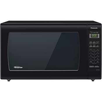 Best Countertop Microwave 2021 Amazon.com: Panasonic Microwave Oven NN SN936B Black Countertop