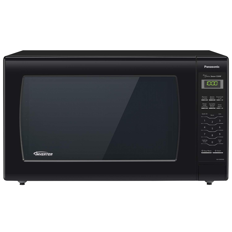 Panasonic Microwave NN SN936B Countertop Technology
