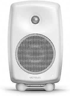 Genelec g Three altavoz activo Active Monitor Speakers, Blanco (par)
