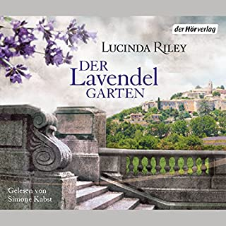 Der Lavendelgarten                   By:                                                                                                                                 Lucinda Riley                               Narrated by:                                                                                                                                 Simone Kabst                      Length: 13 hrs and 9 mins     4 ratings     Overall 4.5
