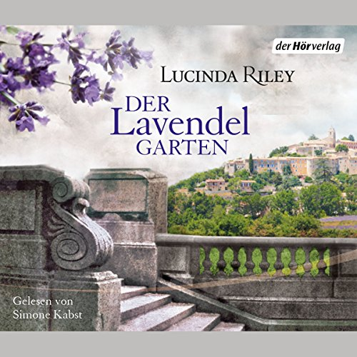 Der Lavendelgarten audiobook cover art