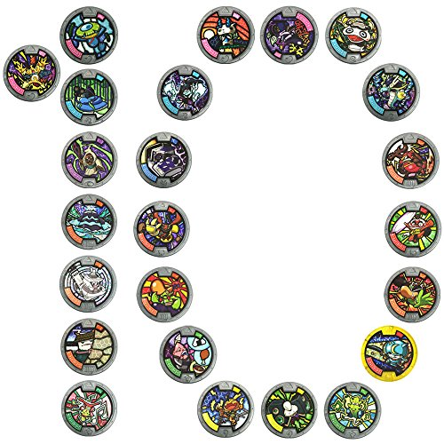 Yo-kai Watch Medal - Series 1 Mega Value 10 Pack (10x Random
