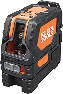 Magnetic Laser Level Self-Leveling Cross-Line with 360-Degree Mounting - Wall and Line Laser Klein Tools 93LCL