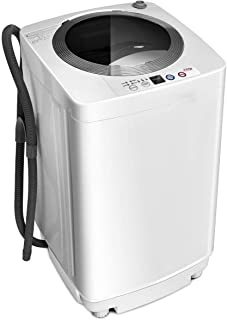Giantex Portable Compact Full-Automatic Laundry 8 lbs Load Capacity Washing Machine..