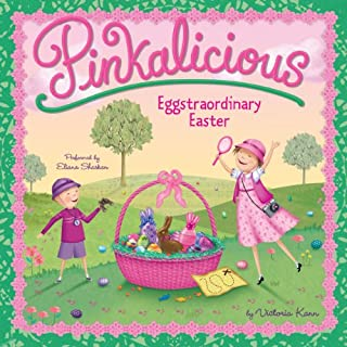 Pinkalicious cover art