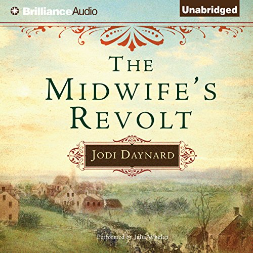 The Midwife's Revolt cover art