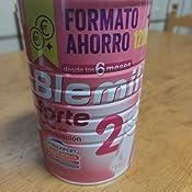 Blemil Plus Forte 2 Leche de Continuación, 1200g