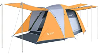 Family Camping Tent, SPITZE FORGE 4 Person Large...