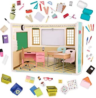 Our Generation Awesome Academy School Room for 18 inch Dolls