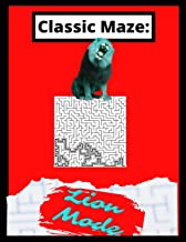 Classic Maze - Lion Mode: The Ultimate Challenge To Stretch Your Mind!