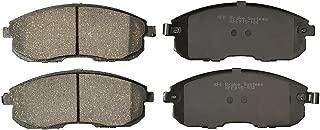 KFE Ultra Quiet Advanced KFE815-104 Premium Ceramic FRONT Brake Pad Set