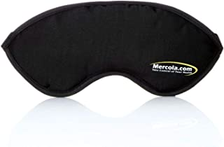 Dr Mercola, Sleep Mask with Lavender for a Restful Night Sleep, Soothing and Calming, 1 Sleeping Mask