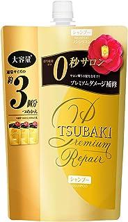 TSUBAKI(ツバキ) プレミアムリペア シャンプー ボトル 1.0リットル (x 1)