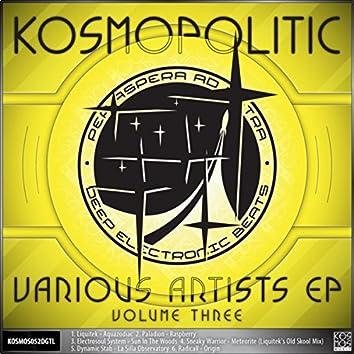 V/A Kosmopolitic EP Vol.3