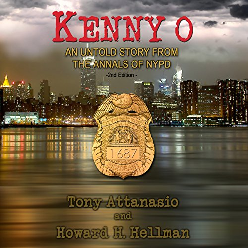 Kenny O: An Untold Story from the Annals of NYPD audiobook cover art