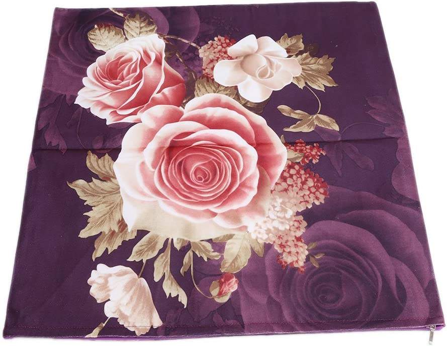 GUAngqi Chinoiserie Peony Pillowcase Chicago Mall Cushion Cover Home Las Vegas Mall Sofa Bed