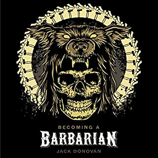 Becoming a Barbarian audiobook cover art